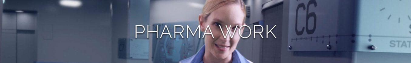 Pharma work