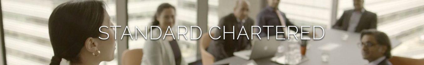 Standard Chartered: Hidden Talent